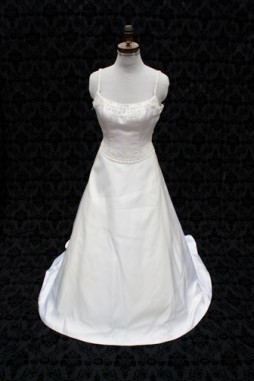 1990's Wedding Dress